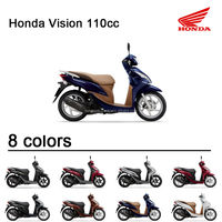 TOP CHOICE MOTORCYCLE VISION 110cc (SCOOTER) MOTORCYCLE - MOTORBIKE