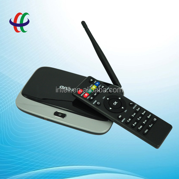 Top selling Kd fully loaded Q7 CS918 RK3229 Android4.4 TV Box 2GB/8GB Quad Core android Smart TV box cs918