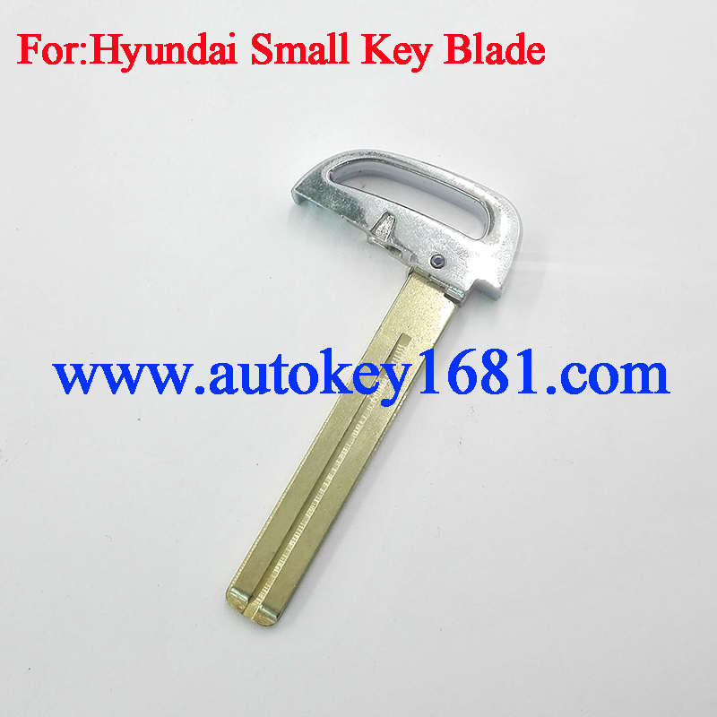 for hyundai small car key blade