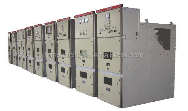 KYN28-12 Medium voltage metal-clad 12KV switchgear