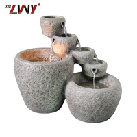Artificial Home Decorative Teapot Shape Solar