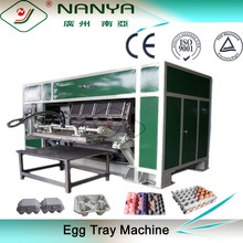 best quality paper egg tray making machine in China