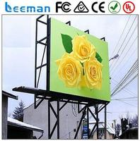 rgb led display control card leeman rgb led outdoor full color smd led module p10