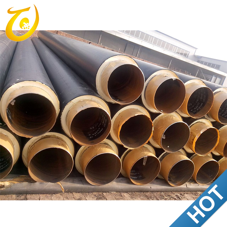 China Manufacturer Customized Waterproof 3 Inch Pipe Insulation