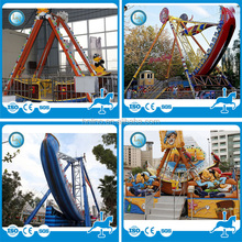 Used swing boats for sale! China supplier Lino pirate ship rides for sale