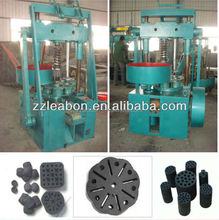 Multipurpose Brick Shape Hollow Column Coal Briquette Making Machine