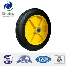 10 inch solid rubber tires dehumidifier wheel