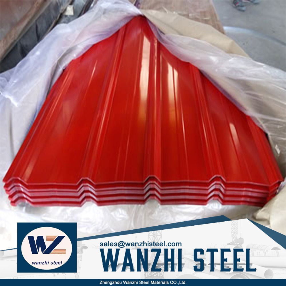 Pvc Plastic Roofing Sheet For House/One Layer Pvc Roofing Sheet Building Material