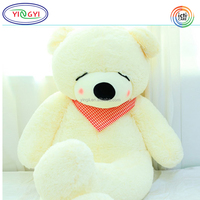 P-006 Wholesale Plush Stuffed Customized Teddy Bear Toys