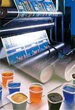 Adhesive For Flexible Packaging Converters