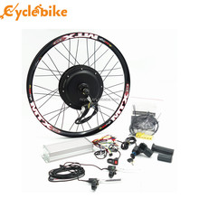 Electric Bike Kit 3000W Hub Motor Conversion Kits with Sine Wave controller