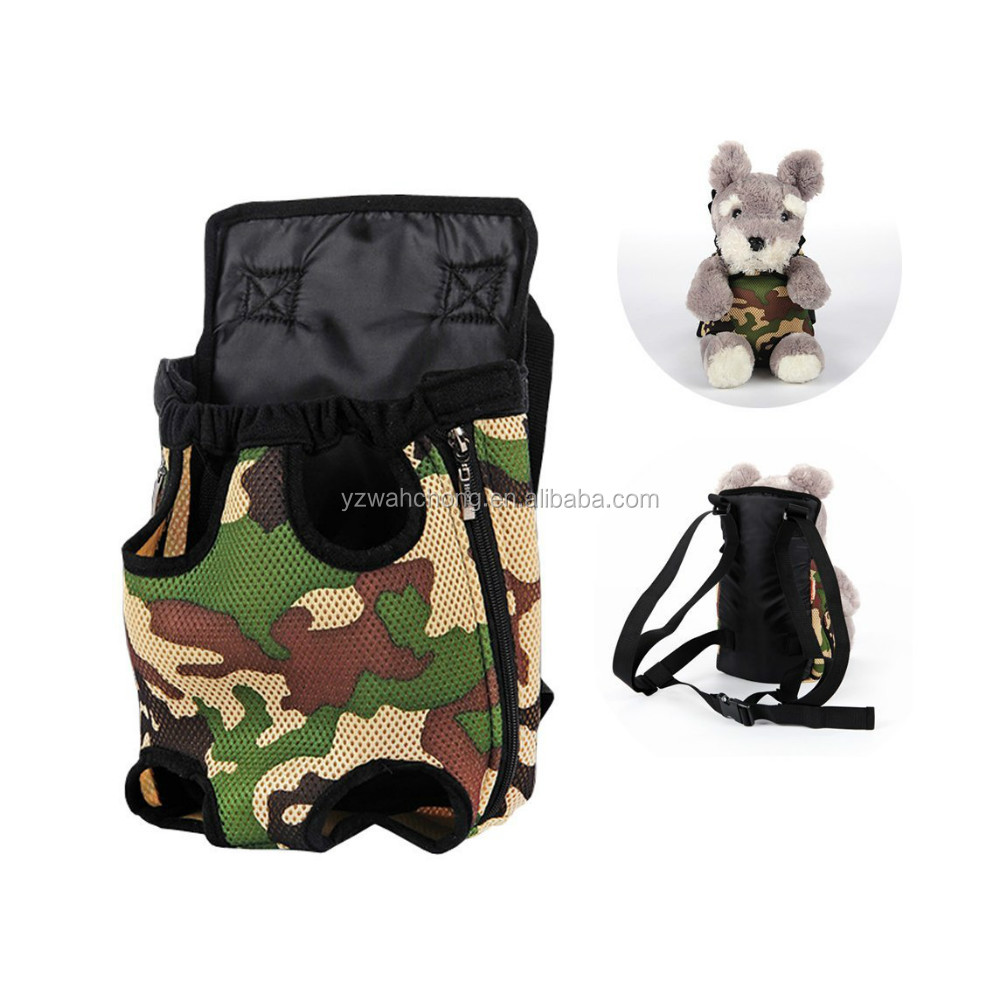 Durable Breathable Pet Outdoor Carrier Safe Bag For Small Puppy Dogs