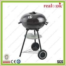 Happy cooker heavy duty helmet hot dog cart bbq grill and smoker