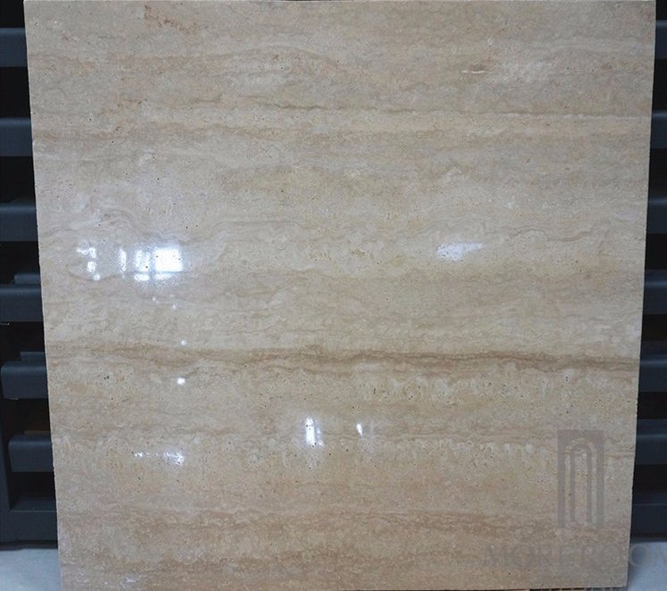 beige travertine marble price classic beige marble laminate flooring 12mm / 15mm