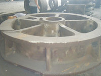 steel casting/ mining machinery casting/ upper frame/spider