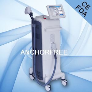 U.S FDA, CFDA, Germany TUV CE0197 Approved Modern 808nm Diode Laser Hair Removal Machine with CE