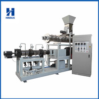 Floating Sinking Pellet Feed Fish Food Making Machine For Commercial Machine Equipment Process Production Line