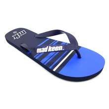 2017 hot selling promotional beach pe flip flops wholesale men health fit rubber for slippers
