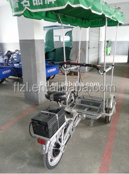2015 Motorcycle Electronic Bike /solar bicycle freezer/fridge/portable mini ice cream display freezer