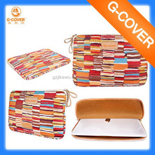 Canvas Neoprene Sleeve Pouch Case for Macbook 12 inch for Samsung Galaxy Tab Pro 12