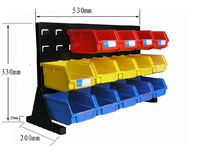 plastic box organizer