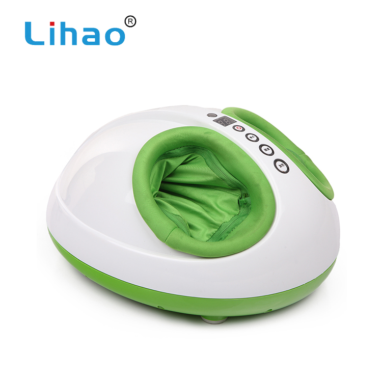 LIHAO Hot China Products Wholesale Electric Foot Spa Bath Massager With Heat