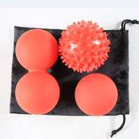 Custom Sport Fitness Hockey Triggers Points Lacrosse Massage Ball