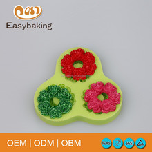 Alibaba China Cookie Molds Rose Penoy Flower Cupcake Decorate