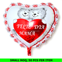 "Factory Sell ""I Love You"" Heart Inflatable Hard Plastic Balloon"