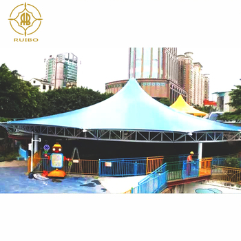 2018 Ruibo latest Marquee Pagoda Tent with PVC cover and sidewall,  Party Tents