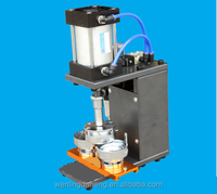 2015 hot sale DN automatic button making machine