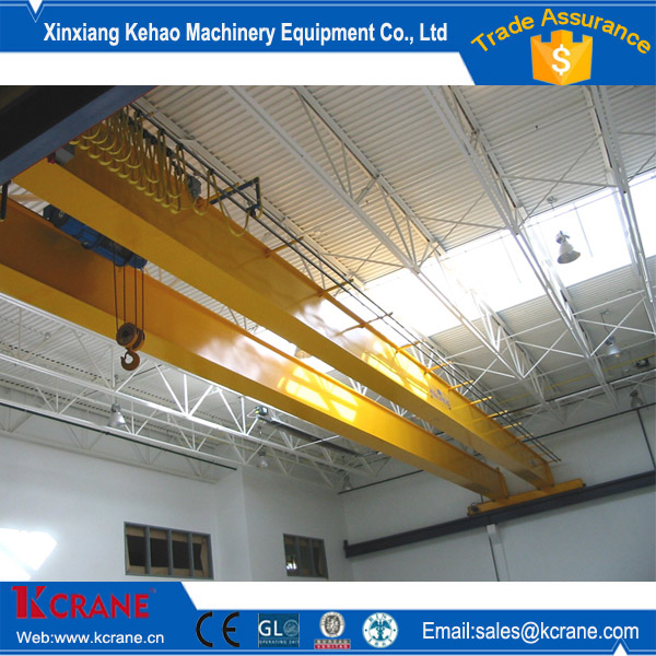 50 ton Double Beam Overhead Traveling Bridge Crane Price