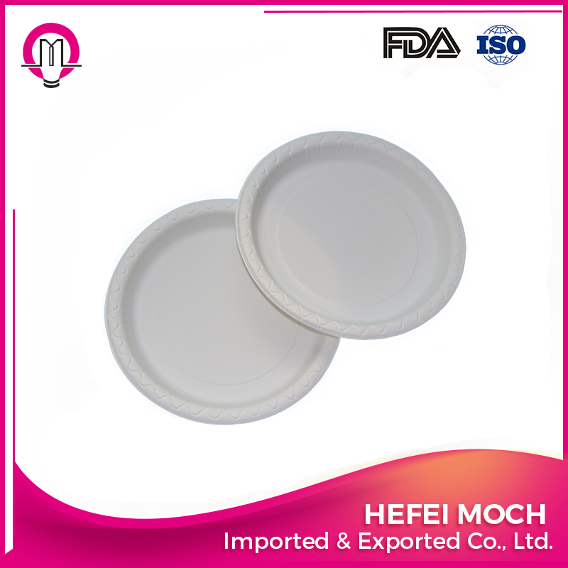 Popular China Disposable Butter Plate in European Dishes Market