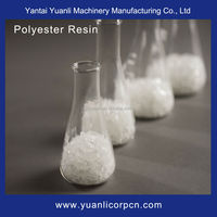 High Grade Saturated Polyester Resin For Powder Coating