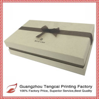 Foil golden printing paperboard shoe packaging box wholesale