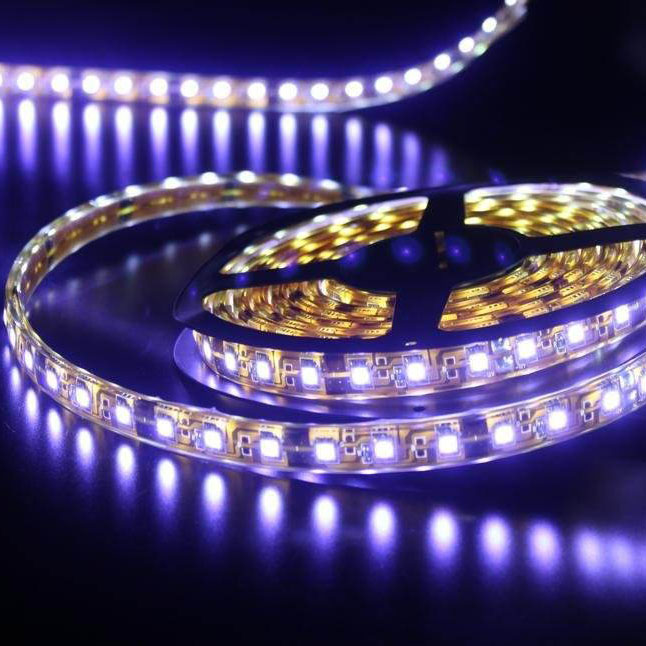 12 volt waterproof ip68 colorful LED pool strip