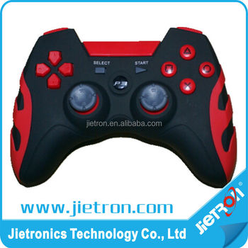 Hot Selling Wireless joystick gamepad bluetooth controller for PS3 Playstation