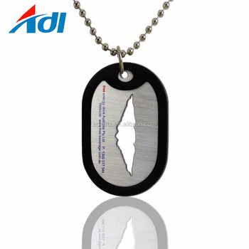 High quality custom make your own dog tag printer for promotional gift