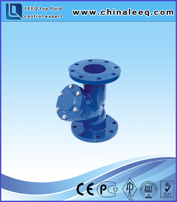 Hight Quality Cast Iron DIN Strainer