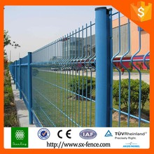 New pvc coated 1x1 wire mesh fencing