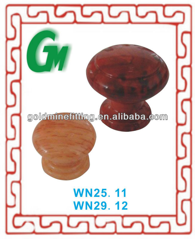 WN25 WN29 Furniture hardware eva handle knob
