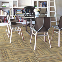 100%Natural Sisal 50x50cm Modular Carpet Tile for Office, residential area