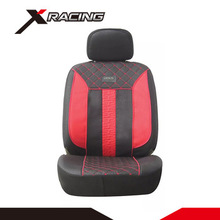 XRACING NM-SC611 China Goods Wholesale leather design car seat covers