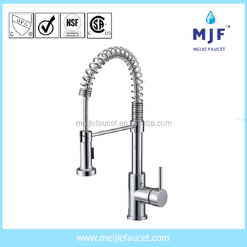 UPC 61-9 NSF Pull Down Kitchen Faucet po8930
