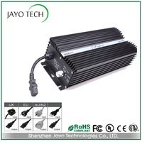 1000 watt dimmer style electronic ballast for HPS and MH lamp