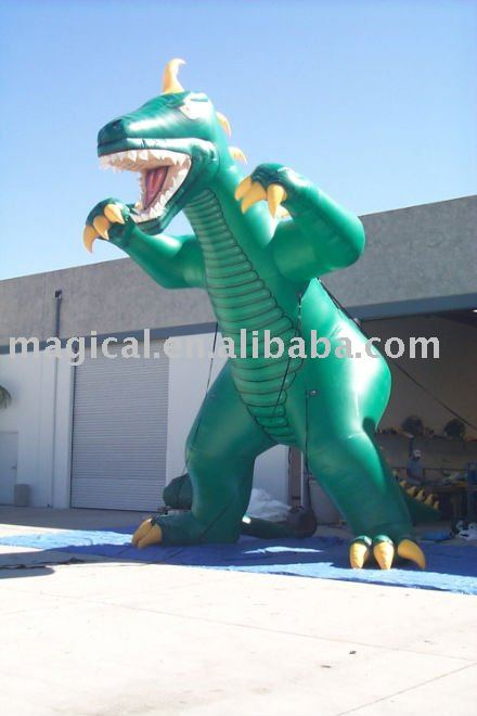 durable Dinosaur Inflatable Cartoon model