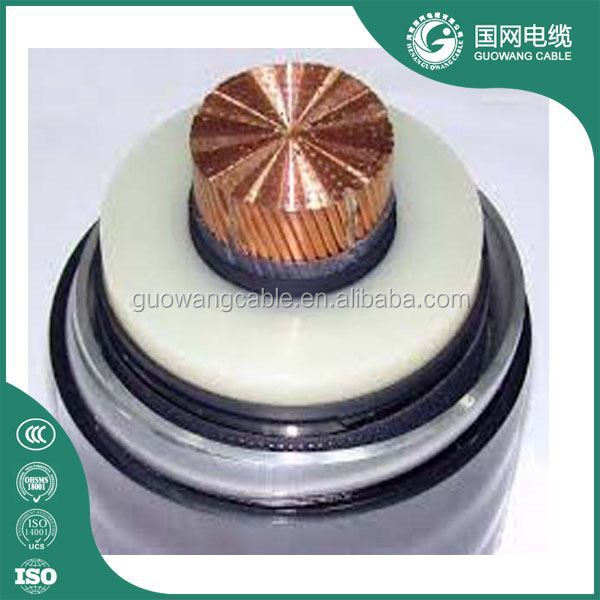 High Quality Electrical Equipment And Appliances 8.7/15kv Xlpe Swa Three Core Power Cable