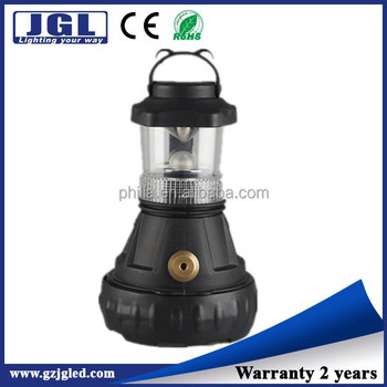 rechargeable led spotlight camping searchlight fishing equipment