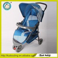 High quality orange bicycle baby trailer&baby stroller 2 in 1