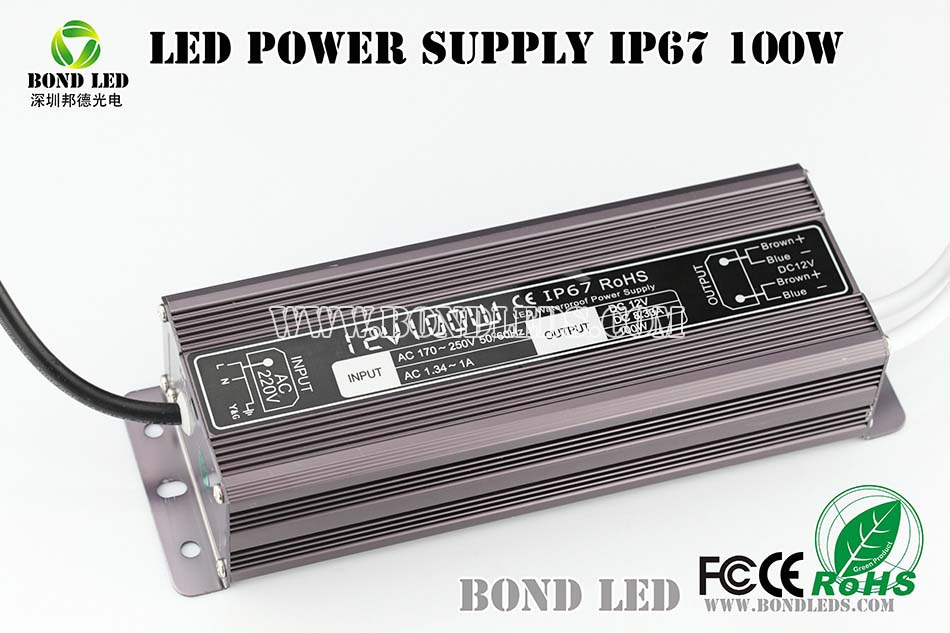 Professional 1 watt led driver 12v dimmable led power supply 200 amp power supply